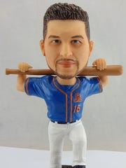 Tim Tebow bobblehead night is Friday at First Data Field in Port St. Lucie. Extremely limited quantities of the bobblehead remain. The bobbleheads can only be purchased in person at the box office. They are available for pickup starting Friday. The Tebow bobblehead is sponsored by FPL with portions of the proceeds going to the Hibiscus Children's Center and the Tim Tebow Foundation.