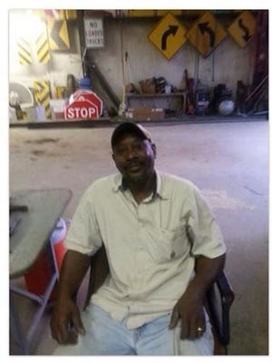 Lincoln County road crew worker Swayze Hamilton was killed in a dump truck wreck on Monday.