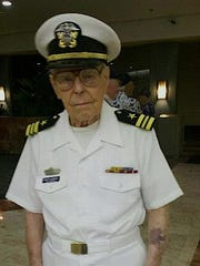Joseph Langdell was assigned to the USS Arizona when it was attacked in 1941. He was one of 335 men assigned to the ship who survived. He died Feb. 4, 2015, in Yuba City, Calif.