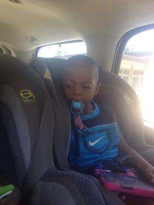Jayden Morrison, 4, is missing in South Carolina.