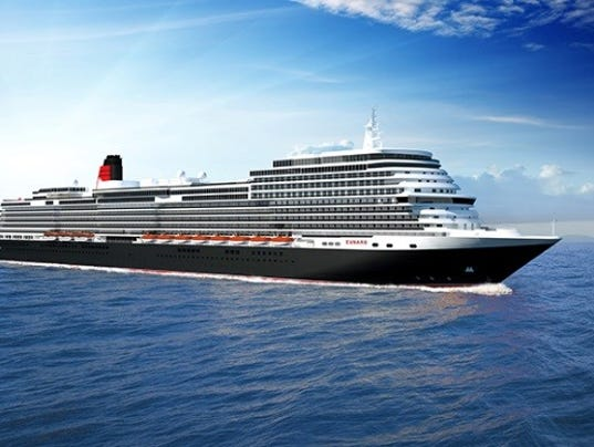 Queen Mary To Get New Sister As Cunard Announces Expansion - Princess mary cruise ship