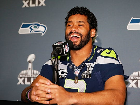 Five quarterbacks were drafted ahead of Russell Wilson in 2012.
