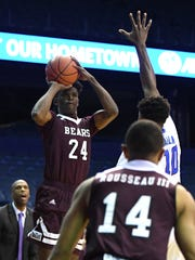 Alize Johnson (24) and Missouri State figure to be