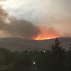 U.S. Forest Service: Two fires on Peavine Mountain 100 percent contained