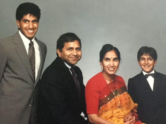 Sanjay, Subhash, Damyanti and Suneel Gupta.