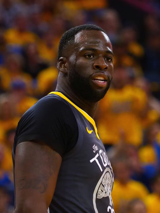 Draymond Green addresses Twitter user's death wish: 'Feel ...