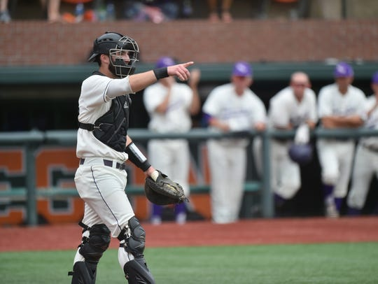 Northwestern State's David Fry became the 47th Major