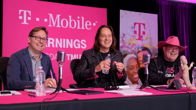 T-Mobile says a recent data breach left exposed some prepaid customer phone numbers, account numbers and account features.