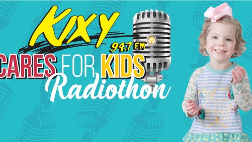 16th annual KIXY Cares for Kids Radiothon