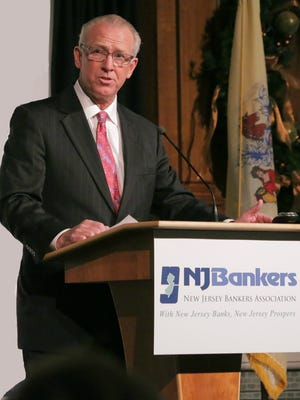 New Jersey Bankers Association CEO John E. McWeeney Jr. suggests small businesses partner with their banks to prevent an account takeover.
