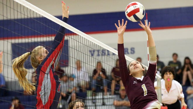 Tuloso-Midway's Jaime Horman and the Cherokees opened the playoffs with a victory against Floresville on Monday.