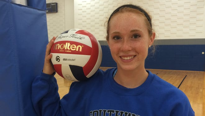 Green Bay Southwest senior Katie Rolefson is in this week's senior spotlight.