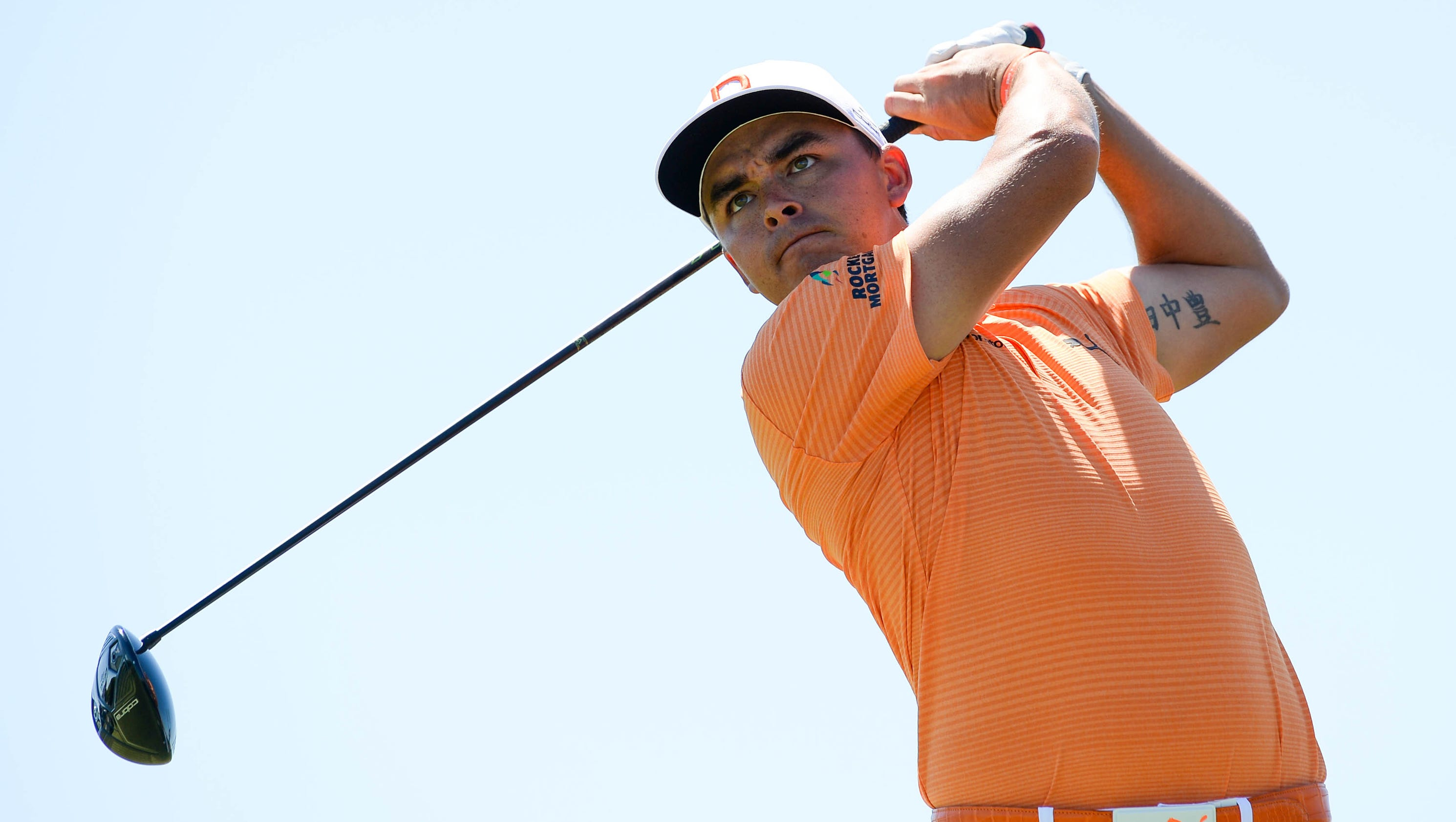 U.S. Open live: Four players tied for lead on final day at Shinnecock Hills