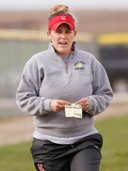 West Lafayette head coach Chauncey Fry