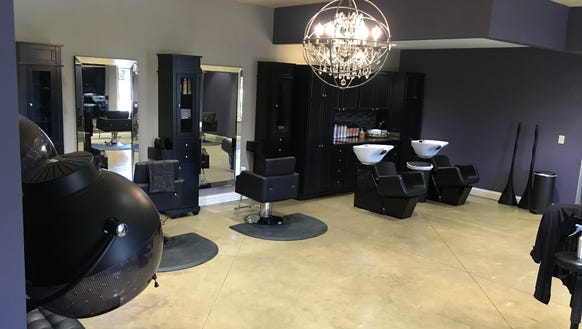 Vital Beauty Bar opened Tuesday in downtown Montgomery.