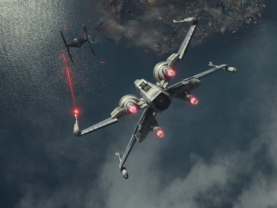 'The Force Awakens' director J.J. Abrams wanted several