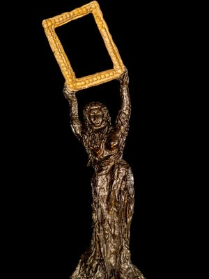 """Sheboygan Visual Artists hosting """"Golden Frame Awards,"""" an annual juried membership art exhibit and sale, from 6 to 10 p.m. on Friday, May 26, and EBCO ArtWorks, 1201 Erie Ave., Sheboygan."""