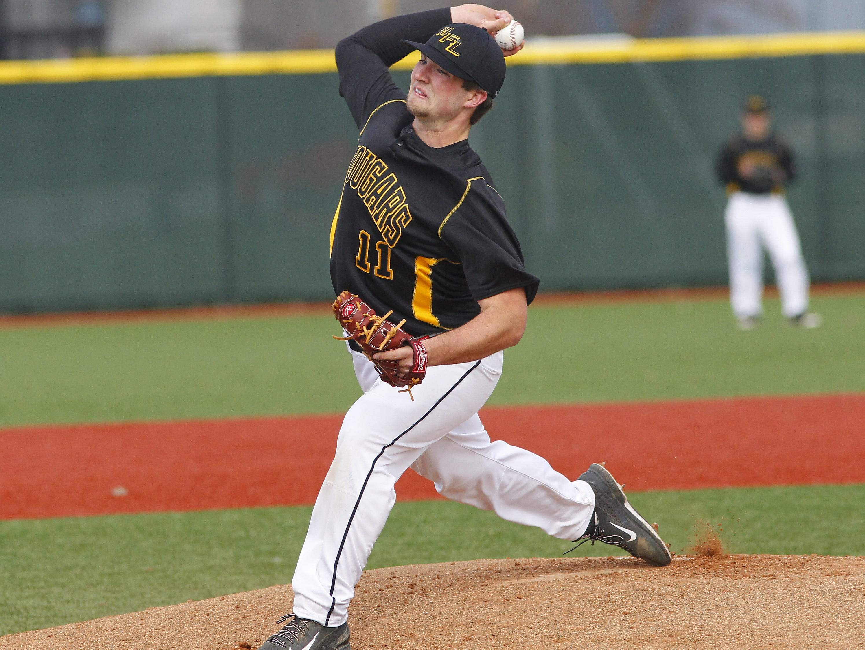 Honeoye Falls-Lima's Andrew Bailey is the 2015 Democrat and Chronicle All-Greater Rochester Player of the Year, based on a vote of coaches in Section V.