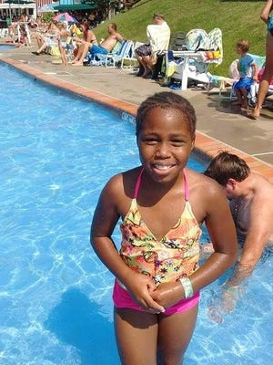 Bre'Elle Ware drowned in Ocean City on Saturday, Sept. 5.