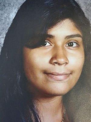 Brenda S. Zurita, 16, has been reported missing by Bridgeton City Police.