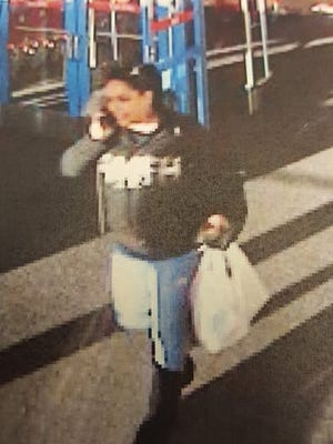 Suspect police are attempting to ID.