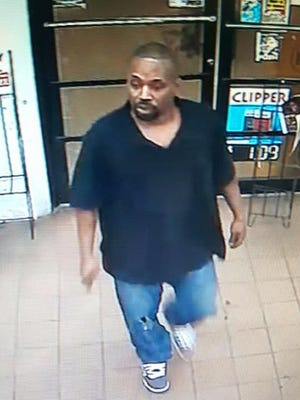 Raymond James Pruitt, 39, is a fugitive wanted across Alabama and Florida. Most recently, he is the suspect in the April 26 murder of a Pensacola store owner.