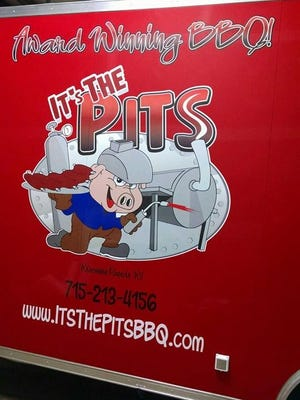 The owners of It's The Pits, a barbecue food truck out of Wisconsin Rapids, is looking to come to the Stevens Point/Plover area next spring.