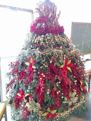 Tender Shoots Garden & Greenhouse is holding a Christmas open house on Friday and Saturday.