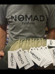 Nomad 6920 gives a shout out to the area with it's