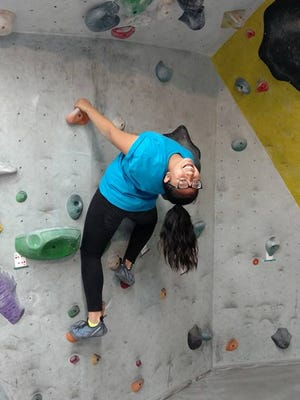 Cave Climbing Cove, 113 Executive Center, will have a summer camp for kids.