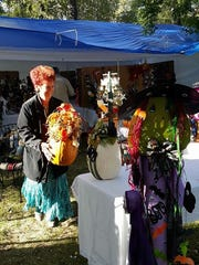 Handmade crafts of all kinds will be on display at