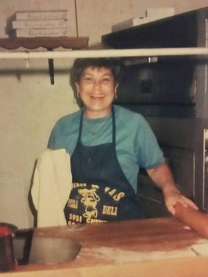 Violet Paluch was the matriarch behind Dan and Vi Pizza restaurant on Chene in Detroit