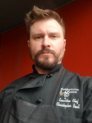 On Thursday, July 19th from 5 to 9 p.m. Executive Chef Chris Beall steps in as Liberty Hall Pizza's guest pizzaiolo to present two special compositions featuring locally sourced ingredients.