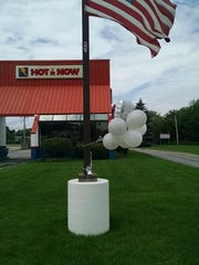 There's only one Hot 'n Now left in the world. It's in Sturgis, Mich.