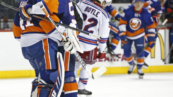 The daily tantasy sports partner of the New York Islanders,