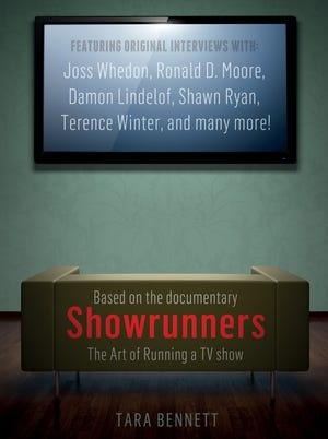 "The book ""Showrunners"" includes commentary from folks behind some of the most popular modern TV series."