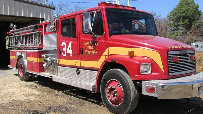 The Fairview City Commission approved funding for a new pumper truck for the  Fairview Fire Department.