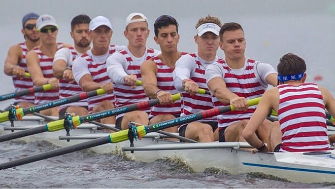 Florida Tech men's rowing