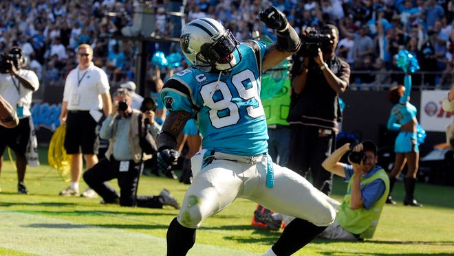 WR Steve Smith is now a Raven after 13 seasons  with the Panthers.