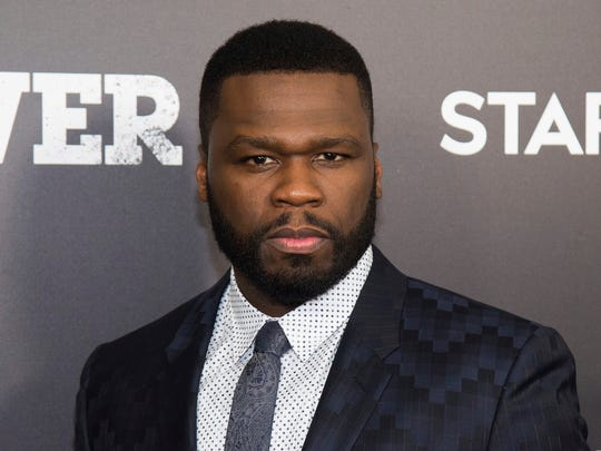 50 Cent is paying back his debts.