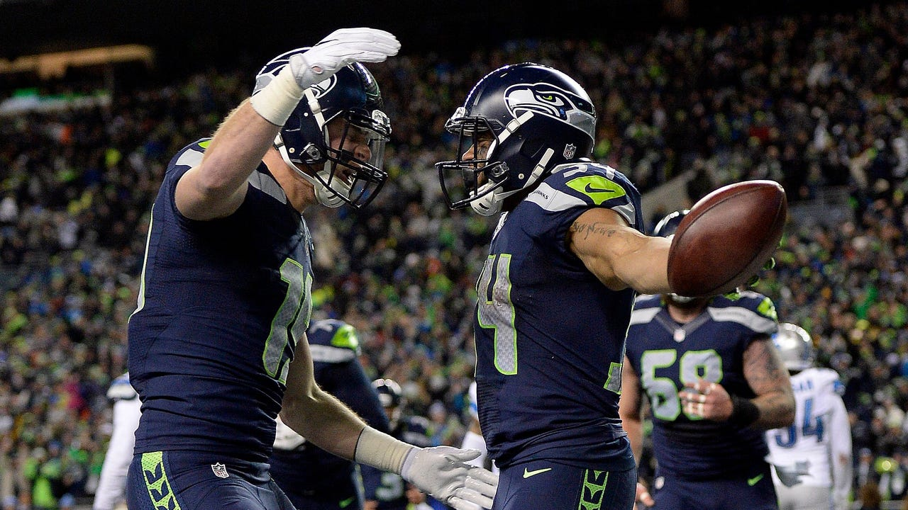 Thomas Rawls rushed for 161 yards and a TD, and the Seahawks stifled Matthew Stafford and the Lions for a 26-6 win.