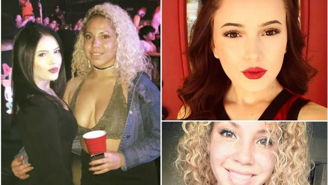 McKinnah Sinclair, 18, and 19-year-old Charlie Daniels were last known to be at the Rare El Paso hip-hop concert on Friday, Feb. 3, at the El Paso County Coliseum. Their whereabouts are not known at this time.