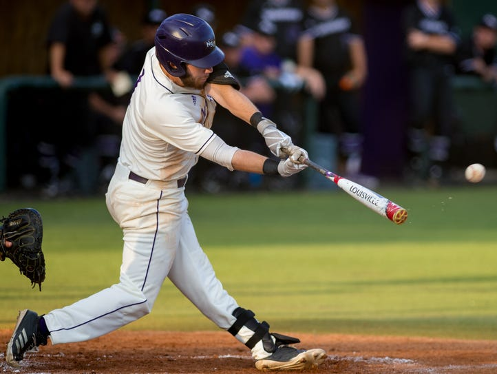 Northwestern State's David Fry is the Southland Conference