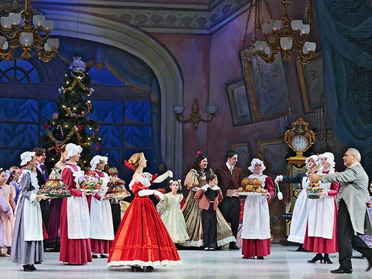 "The Rockland Youth Dance Ensemble and the junior dancers will stage performances of ""The Nutcracker"" in December."