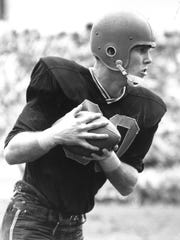 Verne Burke was a consensus All-American in 1963.