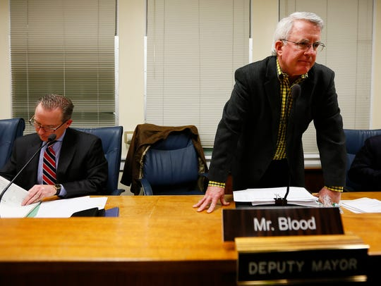 Mendham Township Committee Meeting after which Deputy