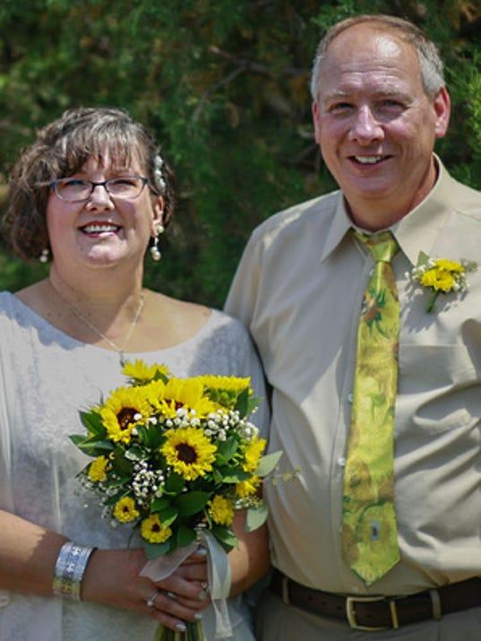 Weddings: Amber Beckner & Earl Koester