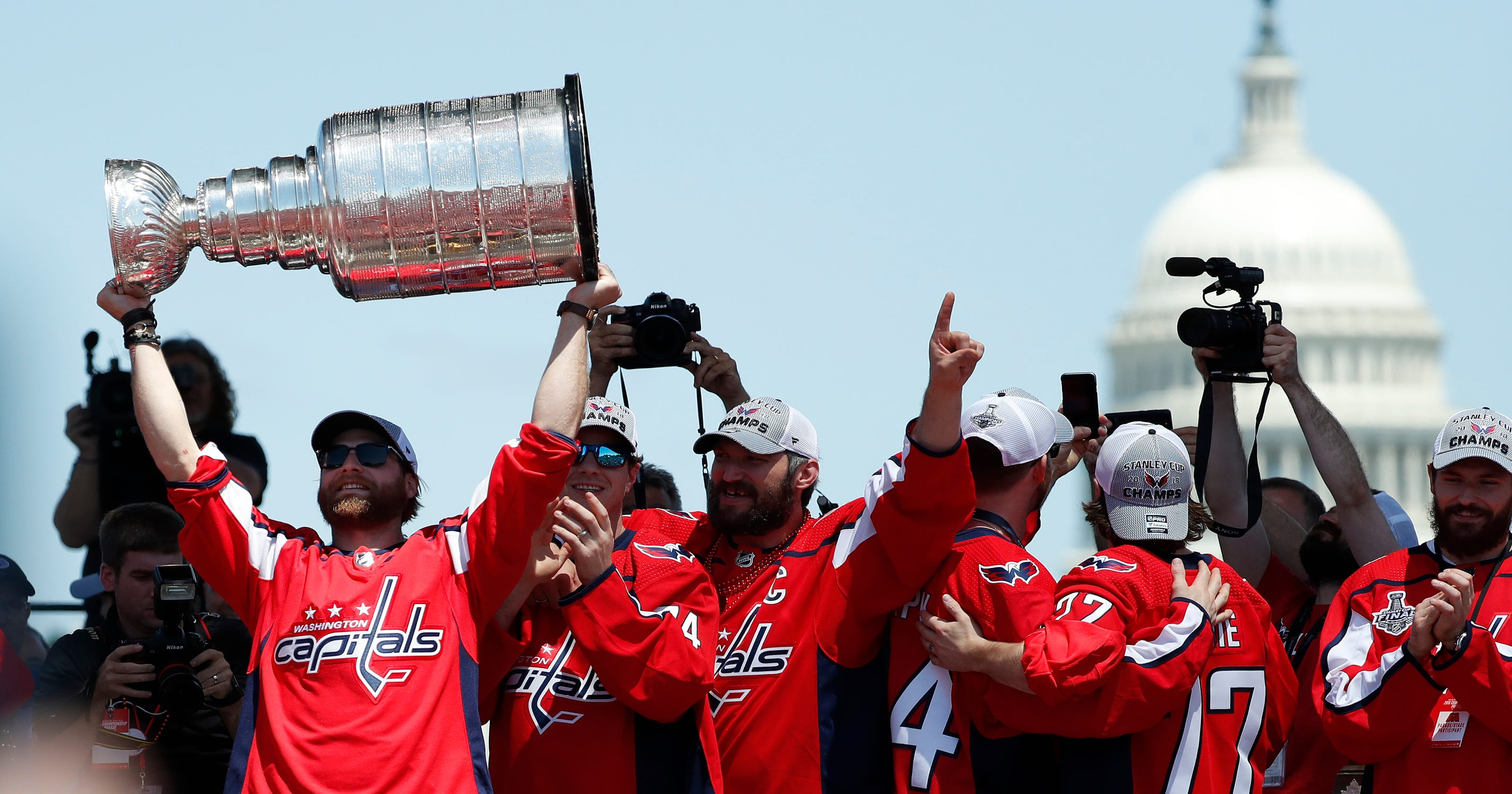 Most Capitals players looking forward to visiting White House a595006f0472