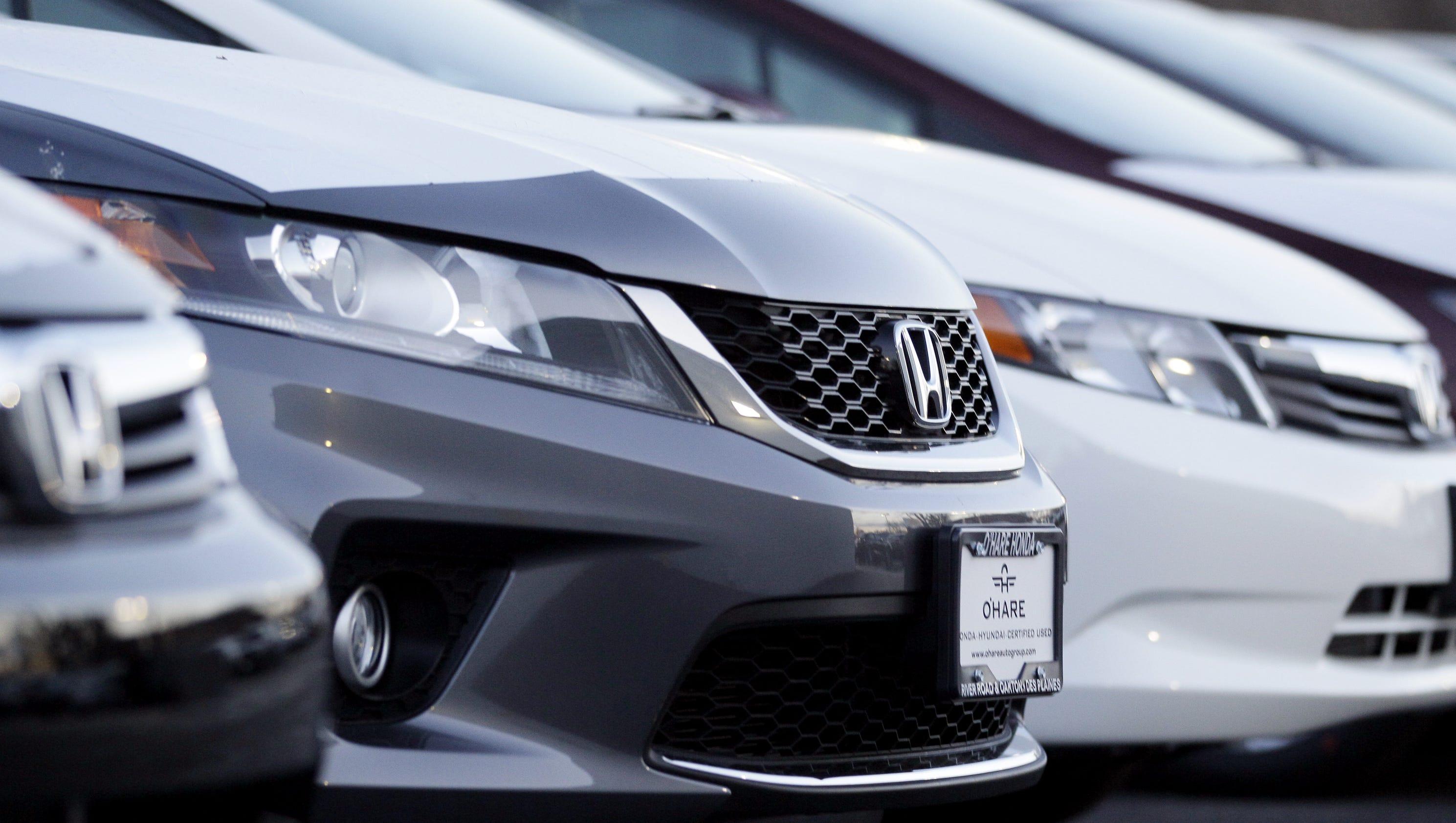 Springfield dealership earns prestigious honda president 39 s for Honda dealer springfield