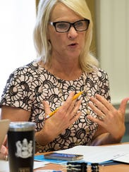 Lieutenant Governor Bethany Hall-Long during a Behavioral